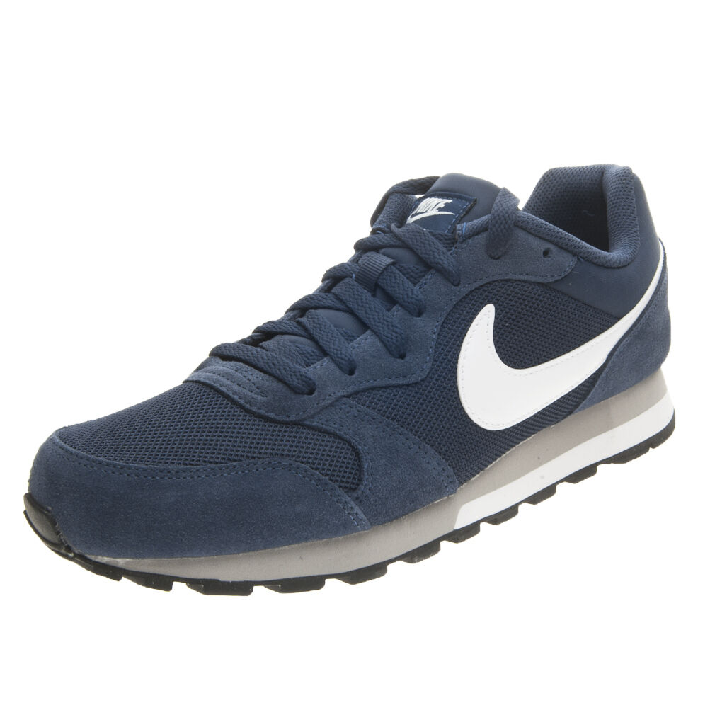 Scarpe Nike Nike Md Runner 2 Taglia 44 749794-410 Blu Scarpe classiche da uomo