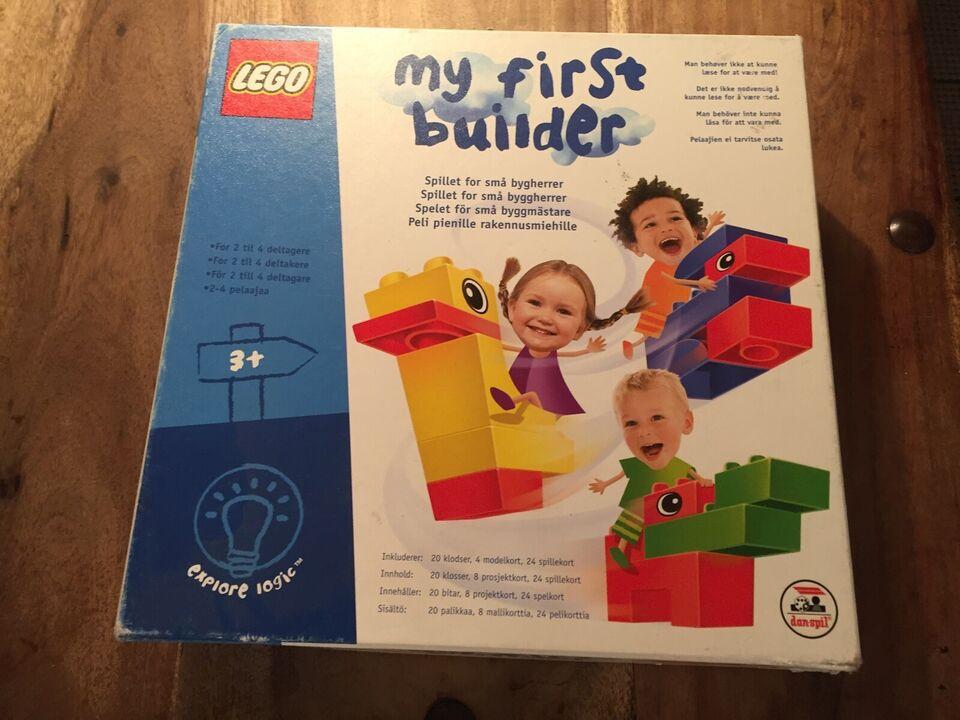 Lego Games, LEGO - my first builder
