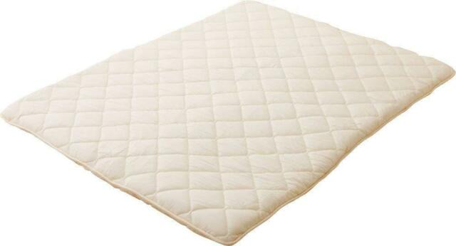Made In Japan Futon Mattress Cle Queen Long Size 63x83x2