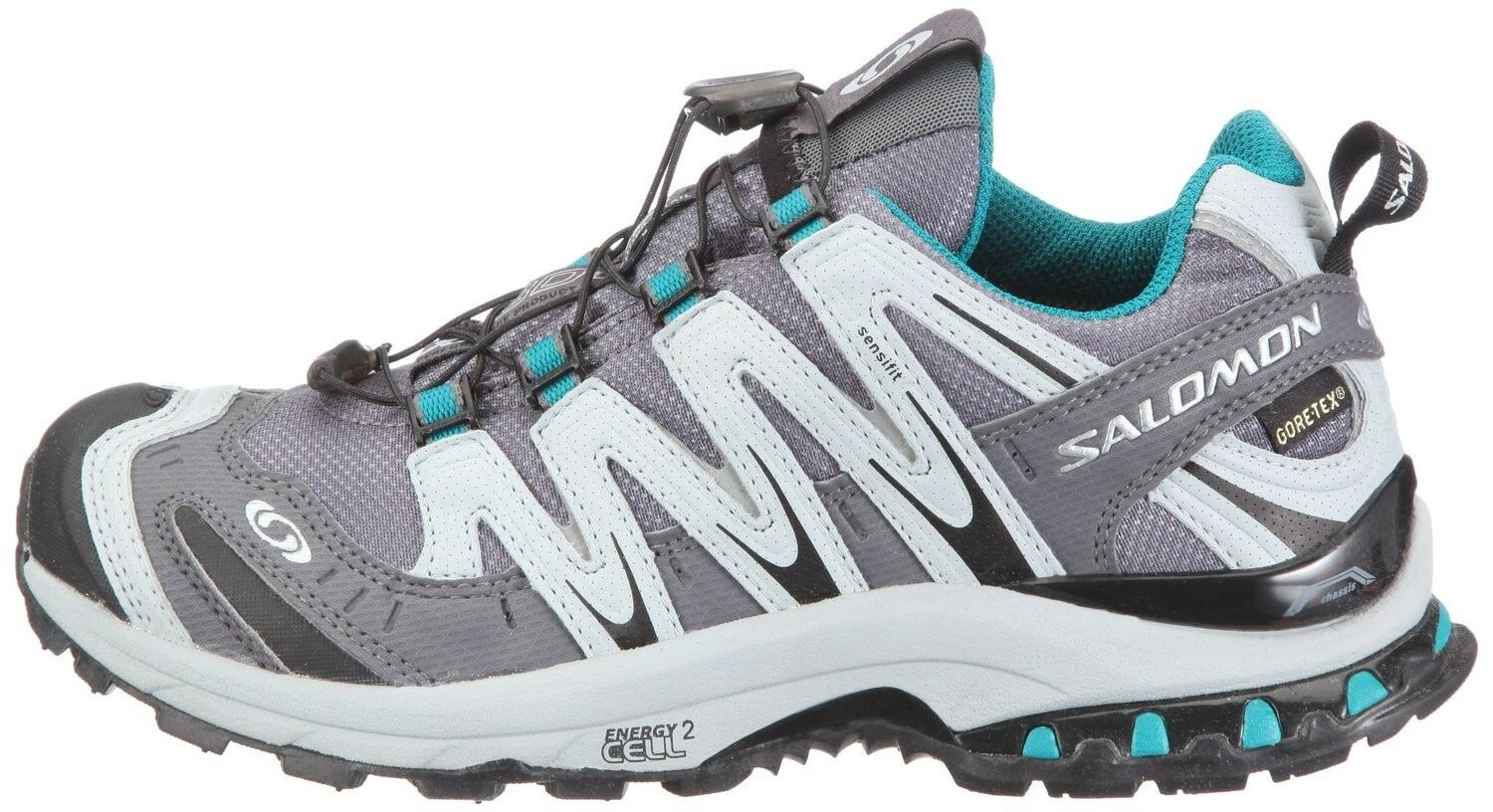Salomon  Donna XP pro 3D Ultra 2 GTX  Salomon  (10) Scuro Nuvola / Chiaro Onice b585f5
