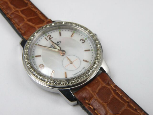 Womens Rotary Mother of Pearl Cambridge Watch (LB02700/41)