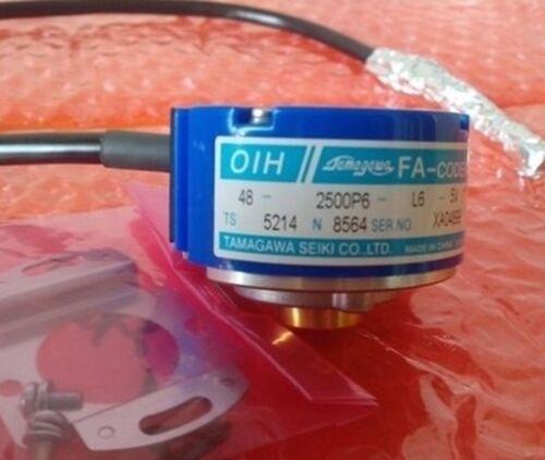 Brand New Tamagawa Codeur TS5214N8564 OIH48-2500P6-L6-5V