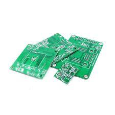 50 x 50 mm Double Layer PCB prototype service, 10 pcs.