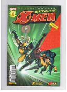 LOT-DE-14-ASTONISHING-X-MEN-1-8-9-15-17-25-40-47-53-54-55-61-65-68-PANINI-COMICS