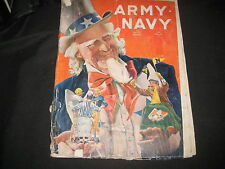 Army-Navy Football Game Program 1957         eb02