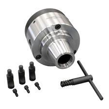 High Precision Adjustable 5c 5 C Collet Chuck D1 4 Mount For Metal Lathe