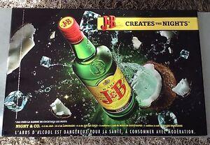 Vintage-JB-Panneau-Metal-Pub-40X60