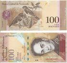 Venezuela - 100 Bolivares 5. 11. 2015 UNC - Pick Nuovo