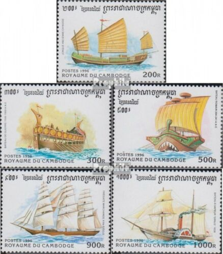 Cambodia 16491653 complete issue unmounted mint never hinged 1996 Historica