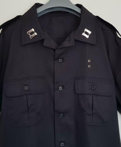NUOVO Police Polizia XL 2xl US POLICE UNIFORM-Camicia Gr: S L Cop-Costume M