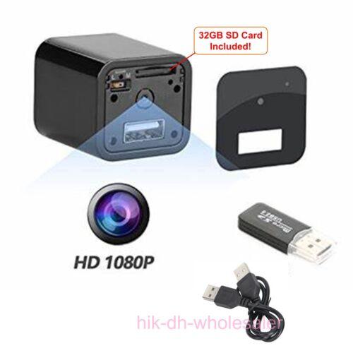 UX-17 Scout USB Camera HD1080p GENUINE Hidden DVR Surveillance CIA FBI 2020 NEW