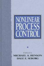 Nonlinear Process Control