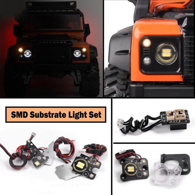 Professionelle SMD Light Set Fernbedienung Licht für TRAXXAS TRX-4 Defender Auto