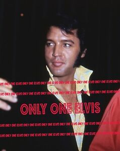 1970-ELVIS-PRESLEY-8x10-Photo-Caesar-039-s-Palace-Las-Vegas-Nevada-CANDID-4