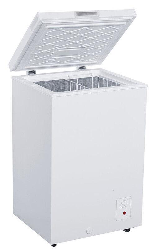 Avanti 3.5 Cu. Ft. Chest Freezer - White 79841133505 | eBay