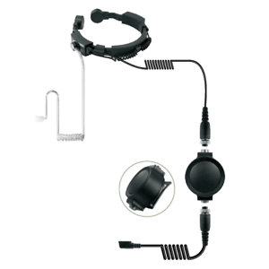 Police Tactical Headset Lapel Mic for Motorola XTS5000 XTS3000 XTS2500 XTS1500