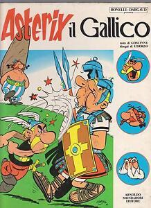 GOSCINNY-UDERZO-ASTERIX-IL-GALLICO-MONDADORI-PRIMA-EDIZIONE-1985