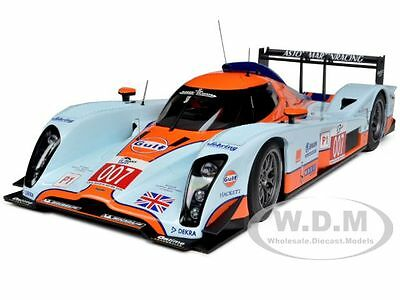 LOLA ASTON MARTIN LMP1 2009 #007 1:18  DIECAST MODEL CAR BY AUTOART 80906