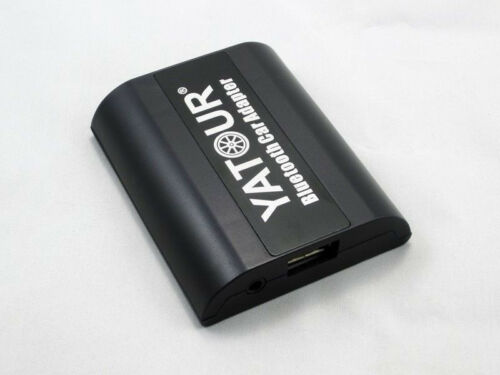 Yu-BTA Bluetooth Adaptateur AUX In CD Changeur convient pour SUBARU Radio McIntosh