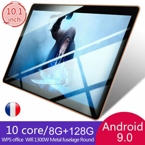 10-1-034-Tablette-Tactile-WiFi-4G-LTE-Tablet-8-128G-PC-Android-9-0-Doule-SIM-FR