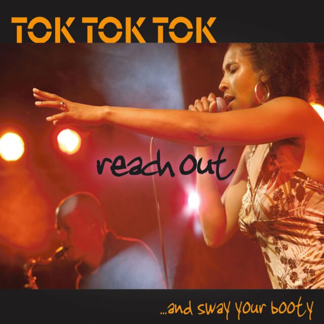 CD Tok Tok Tok Reach Out And Sway Your Booty 2CDs