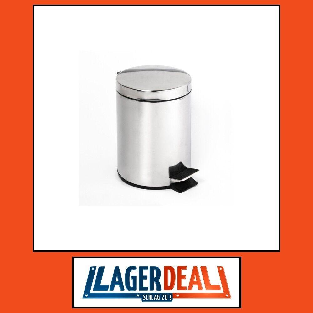 Abfalleimer 350x650x350mm 40L Edelstahl poliert Badartikel Bad Zubehör Zubehör Zubehör Lagerdeal | Professionelles Design  bb1df9