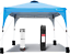 Outdoor Viewee Pop-Up Canopy Tent 10/' X 10/' Anti-Uv Waterproof Shelter Canopy