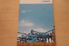 158044) Lemken Grubber Karat Prospekt 09/2014
