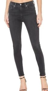 aa7ec1b35ee Levi s Mile High Super Skinny Jeans -Dark Grey Vintage Soft . RRP £85