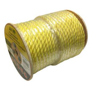 DuraDrive Polypropylene 3-Strand Twist 5/8 in. Yellow Rope 200 ft.