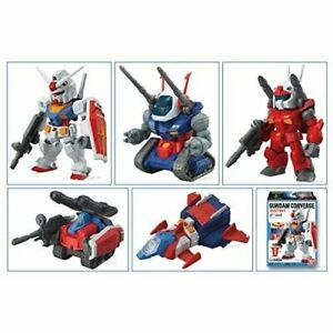 all 6 full set Full comp FW GUNDAM CONVERGE ♯7 candy toy goods only