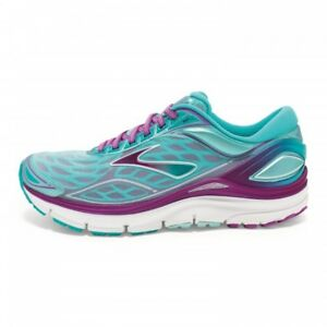 1b73616528f Image is loading Brooks-Transcend-3-Womens-Support-Running-Shoes-UK-