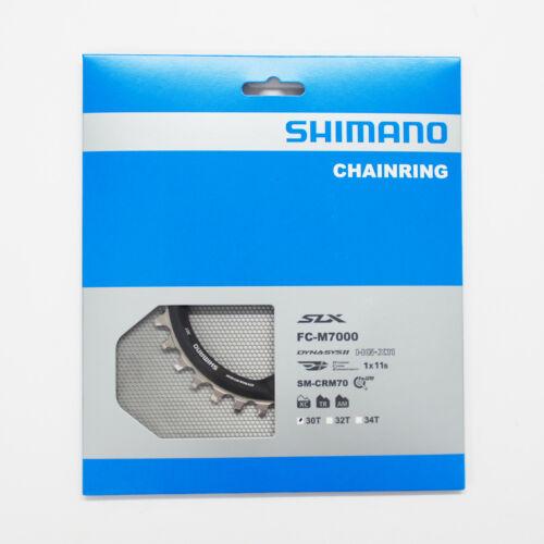 Shimano SLX SM-CRM70 30T Chainring for FC-M7000-1 Crankset ISMCRM70A0