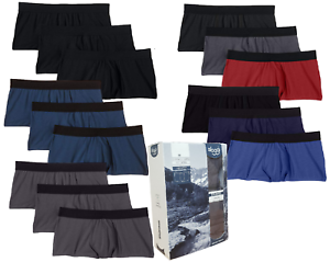 Boxer-Shorts-3-Pieces-Man-Elastic-Outer-Travel-Hipster-Cotton-sloggi-Underwear