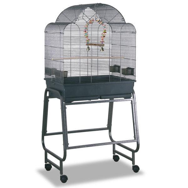 Sittichkäfig, Käfig, Voliere, Vogelkäfig Memphis II - Antik Für Wellensittich