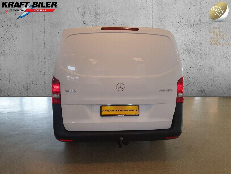 Billede af Mercedes Vito 114 2,2 CDi Standard XL BE