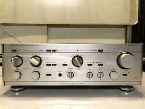 Luxman-l-510-Vollverstaerker-schoene-behandelt-Junk-053