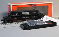 Lionel Norfolk Southern Operating Coal Dump Car O Gauge Train Ns 6-82068