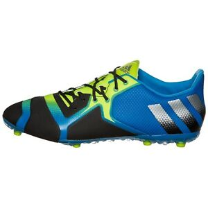 Details about Adidas ACE16+TKRZ S42067 Adults cage Football boots Blue Black .Go Half Size Up