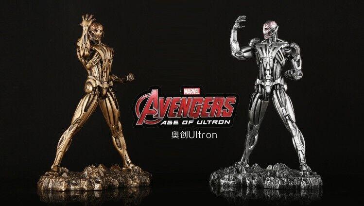 Marvel Avengers AGE DE Ultron Résine Statue Figure 1 6 deux couleurs 11.5
