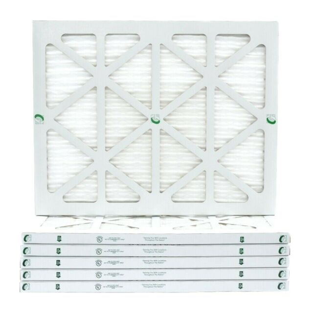 Nordic Pure 14x22x1 Exact MERV 12 Pleated AC Furnace Air Filters 4 Pack