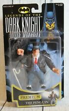 1997 Hasbro Kenner DC Batman Legends of The Dark Knight Penguin Action Figure