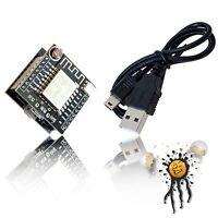ESP8266 Anfänger Beginner Board IoT Internet of Things ESP-12F 32Mb + USB Kabel