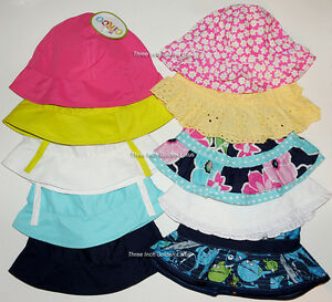 45a5ac0612f3 Circo Baby Toddler Spring Summer Sun Beach Hat OR UV Sunglasses Lot ...