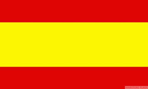 "SPAIN 18/"" x 12/"" FLAG suitable for Boats Caravans Treehouses flags without crest"