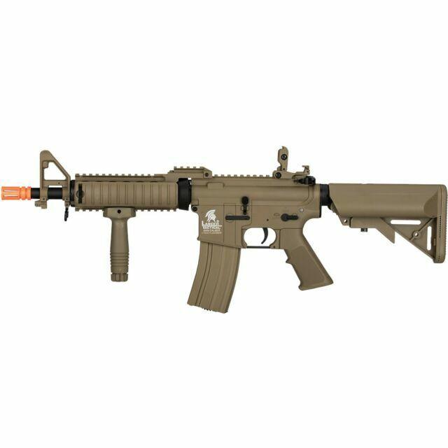 Lancer Tactical Mk18 Mod 0 Gen 2 M4 AEG Airsoft Rifle 33297 for sale online tan