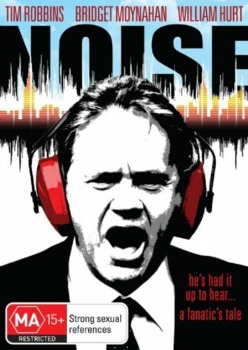 1 of 1 - Noise brand new and sealed DVD (Tim Robbins, William Hurt movie) *CHEAP*