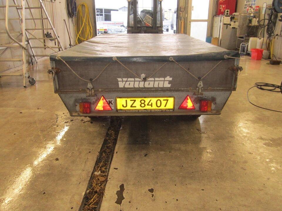 Trailer Variant 1306 B Finer, lastevne (kg): Variant 1306 B