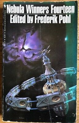 Nebula Winners Fourteen, Ed by Frederik Pohl, vintage paperback, 1982   eBay