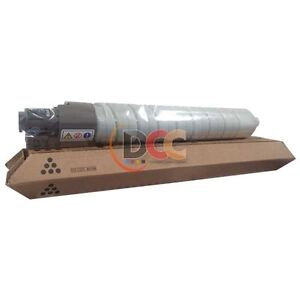 841284 Genuine Lanier LD550C Black Toner Cartridge 550C
